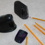 See the good – Not the Broken Pencil Sharpeners