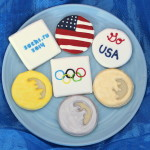 Olympic Cookies