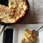 Apple German Pancake