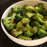 Easy Broiled Broccoli