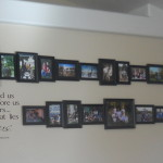 Perspective Project – Family Photo Display