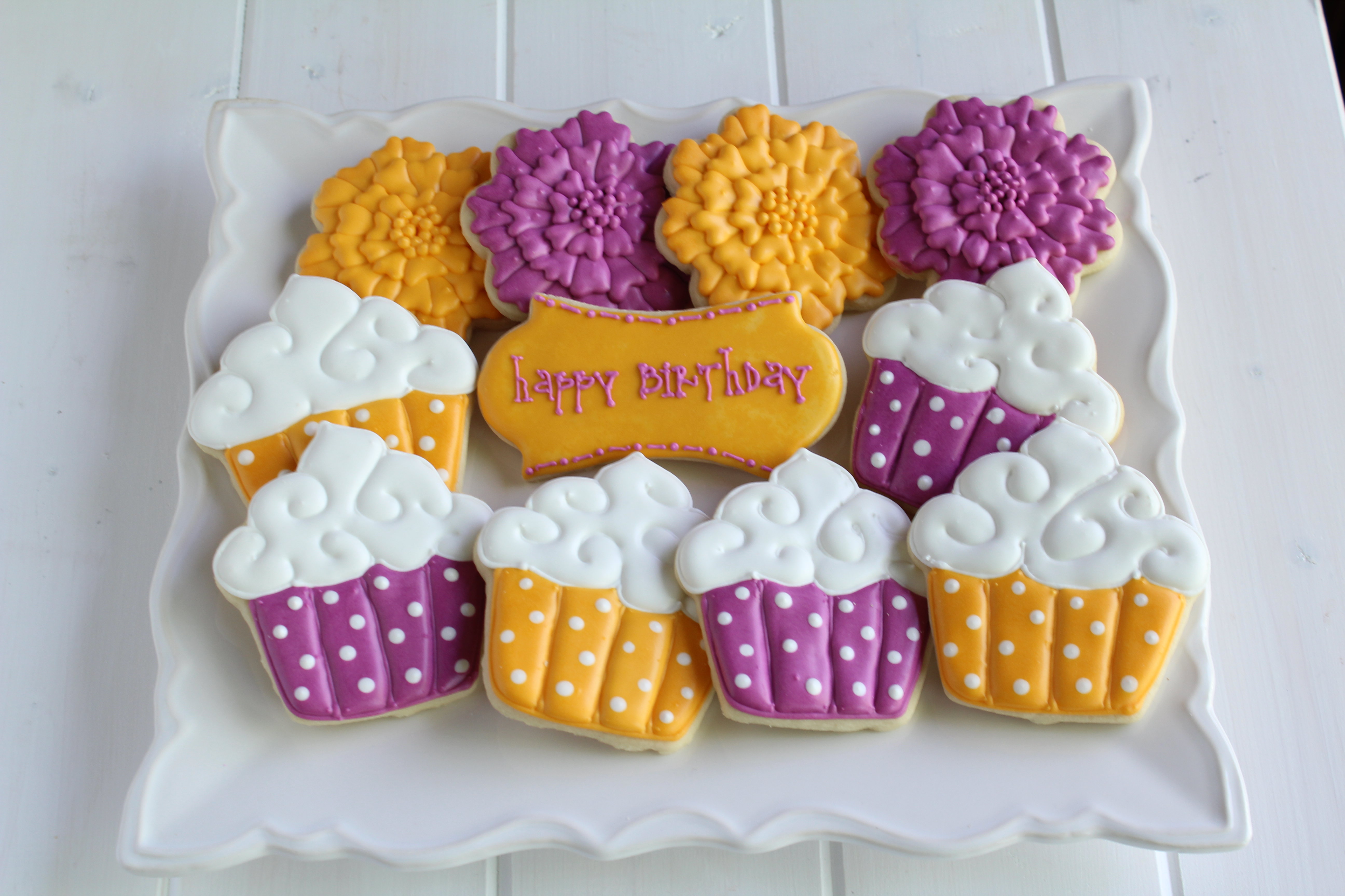 Happy Birthday To My Bff Cookies Eat Think Amp Be Merry