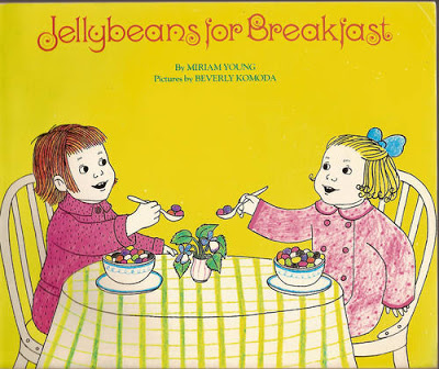 Jellybeans for breakfast cover