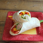 Southwestern Turkey Wraps