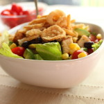 BBQ Chicken Salad
