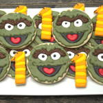 Oscar the Grouch Cookies