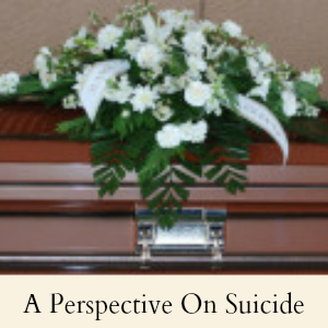 Perspective on Suicide
