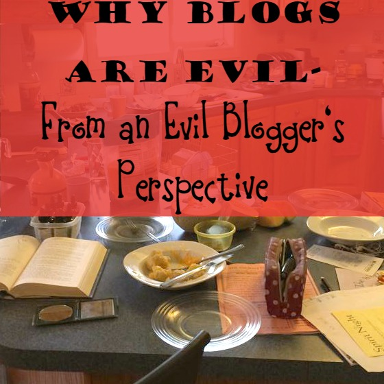 Evil Blogs Sidebar