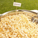 Popcorn Bar- Great Party Idea