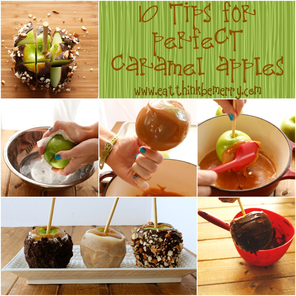 Caramel Apple Tips