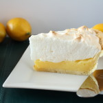 Countdown to Thanksgiving- Lemon Meringue Pie
