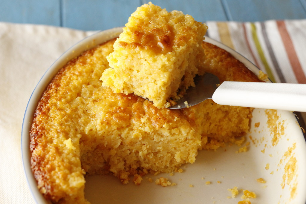Heavenly Sweet Cornbread