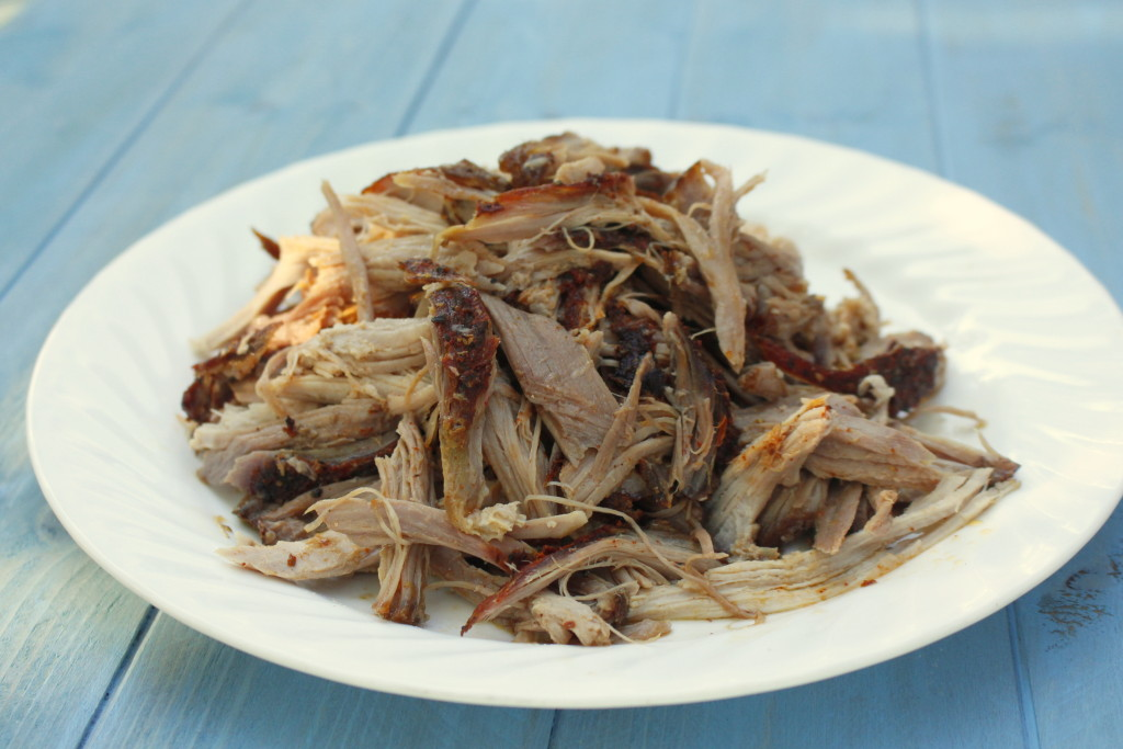 indoor pulled pork