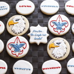 The Eagle Has Landed- Eagle Scout Cookies