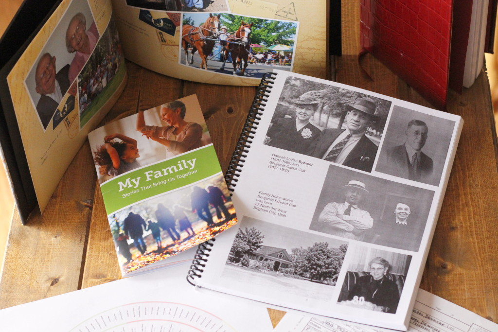 Punch your Passport & Embark- A Youth Family History