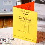 Punch your Passport & Embark- A Youth Family History Activity