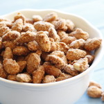 Authentic Cinnamon Glazed Almonds
