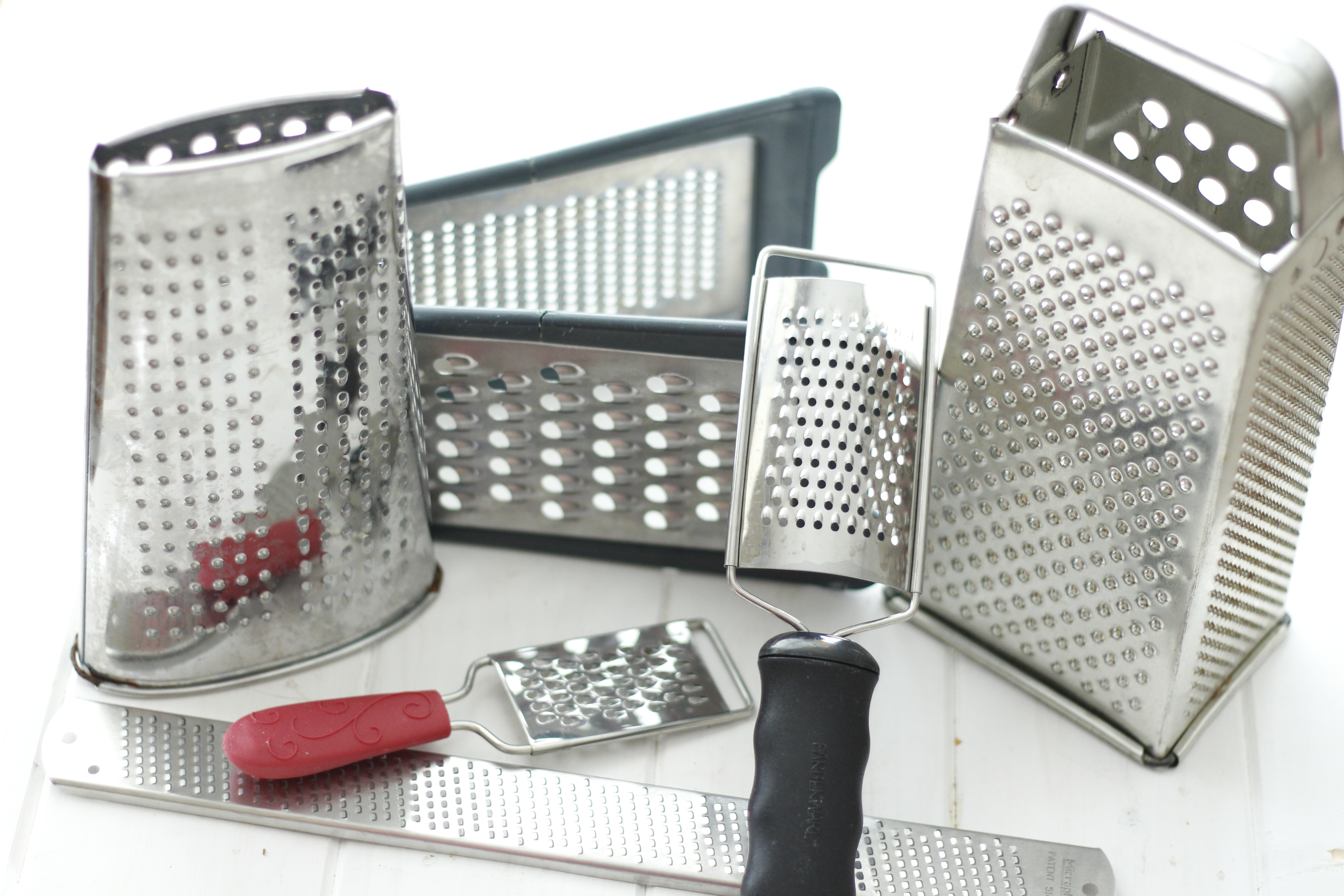 Grater 101 Types Of Graters And What To Use Them For