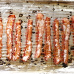 Baking Bacon- Less Messy Method
