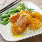 Chinese Take-Out Lemon Chicken