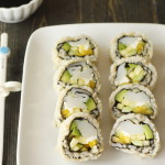 Mix It Up kid friendly Sushi