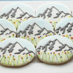Mountain Peak Cookies