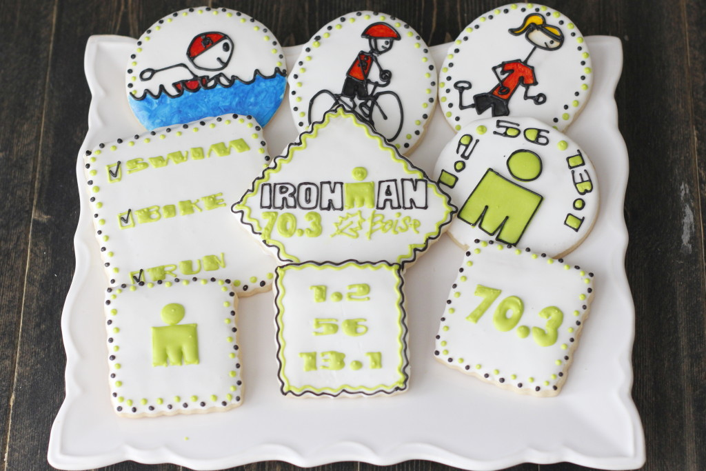 Ironman Cookies