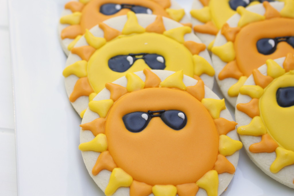 simple sunshine cookies