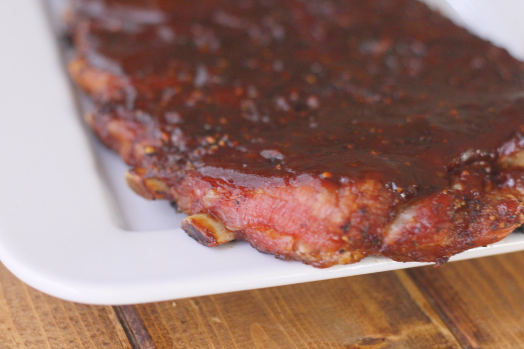 Tender Grilled Ribs Made Easy - Eat, Think & Be Merry