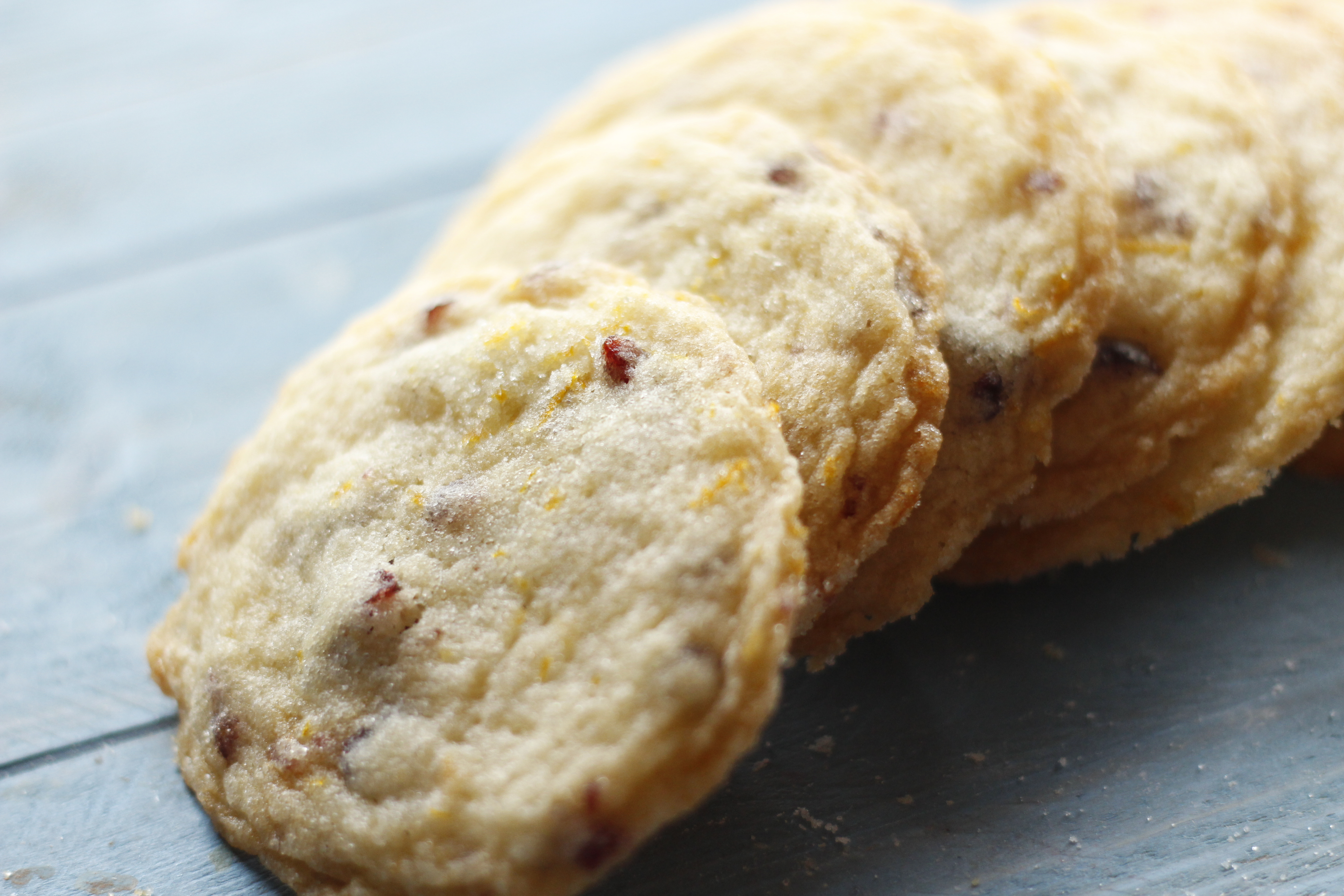 Cranberry Orange Cookies- A Cookie Countdown to Christmas ...