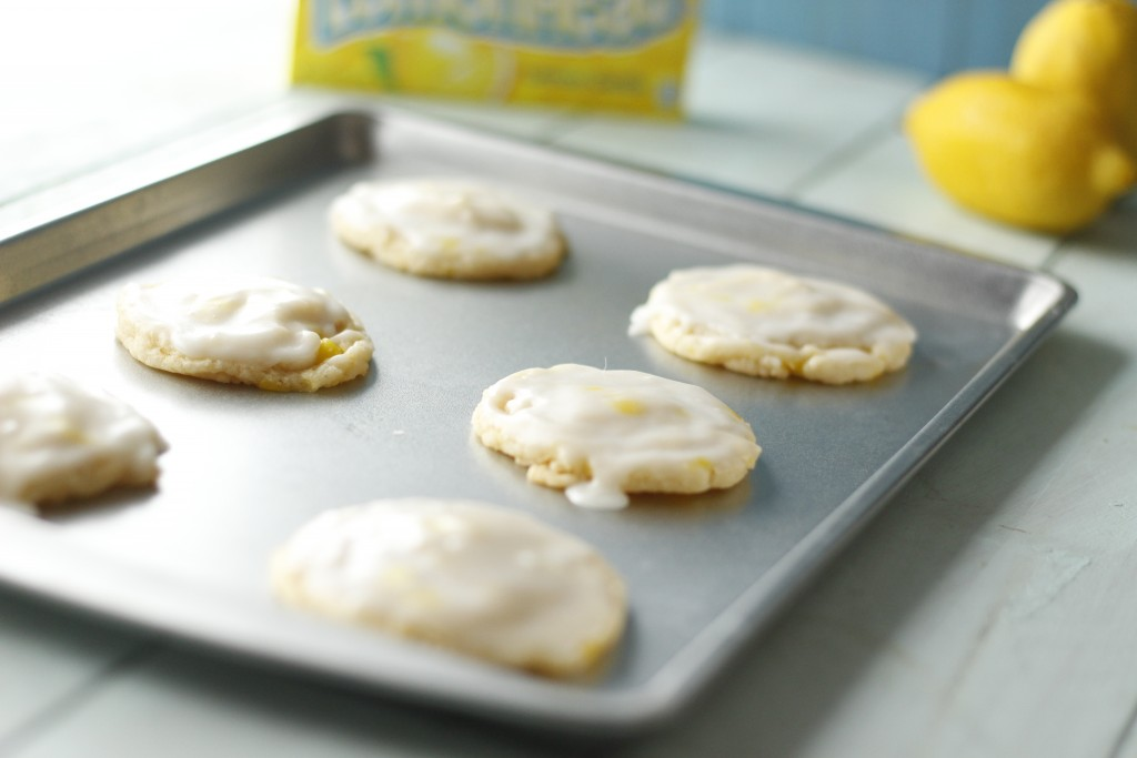 lemon head cookies
