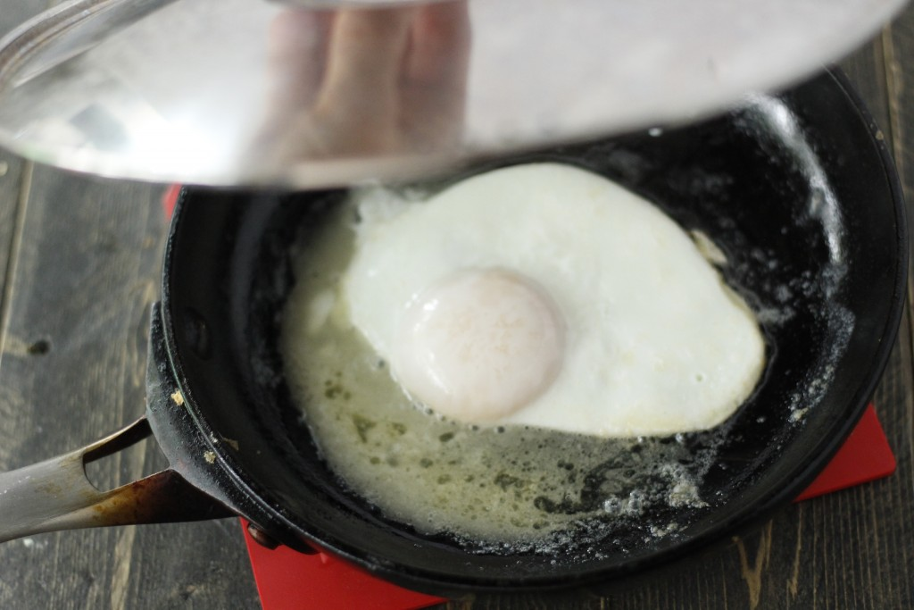 Froached Eggs