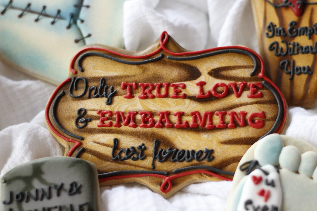 only true love and embalming last forever