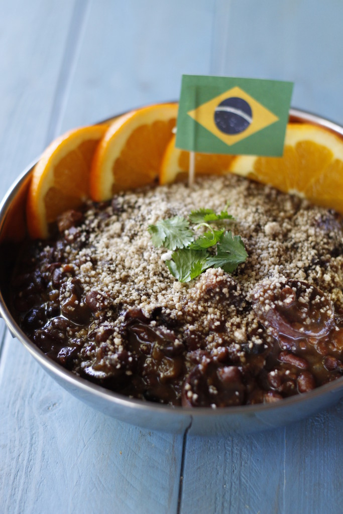 Feijoada Brazilian Black Bean Stew Eat Think Amp Be Merry