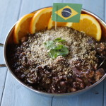 Feijoada- Brazilian Black Bean Stew