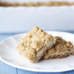 Lemon Oat Bars