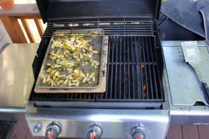 using your grill like an oven